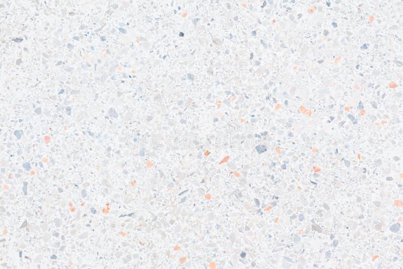 De Achtergrond van de terrazzovloer royalty-vrije stock foto