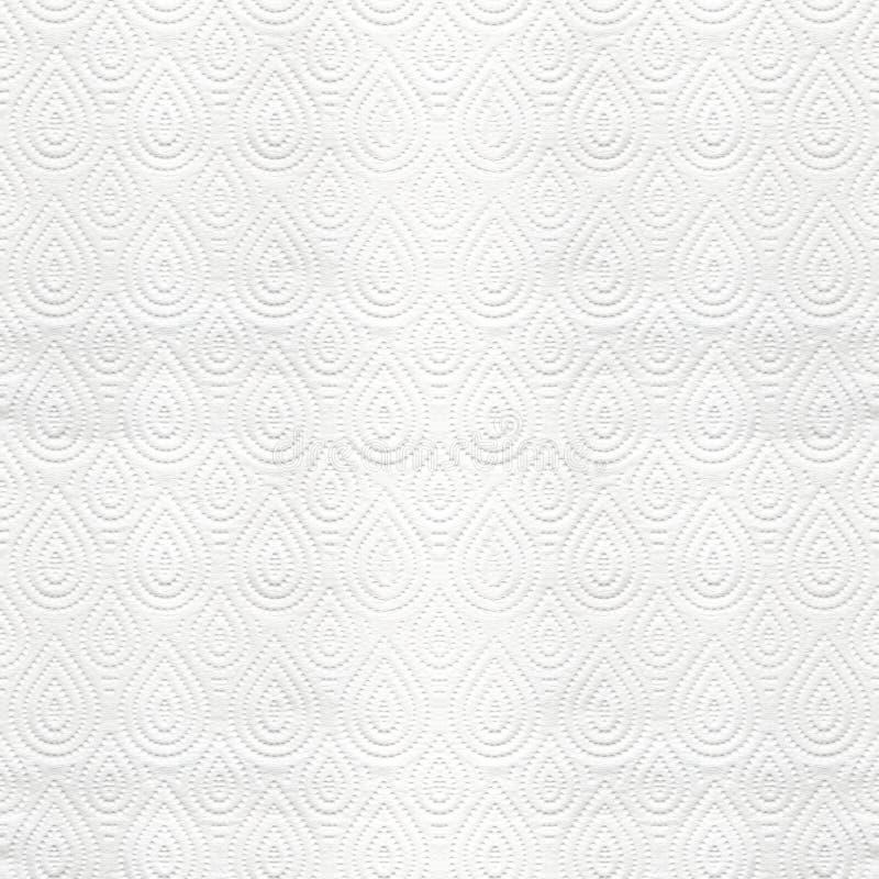 De achtergrond van de toiletpapiertextuur Abstracte witte achtergrond stock afbeeldingen