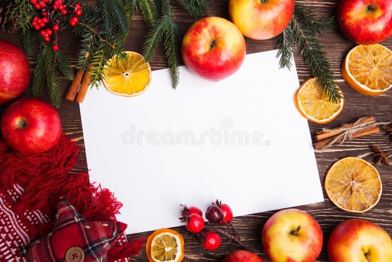 De Achtergrond van de Vakantie van Kerstmis stock afbeelding