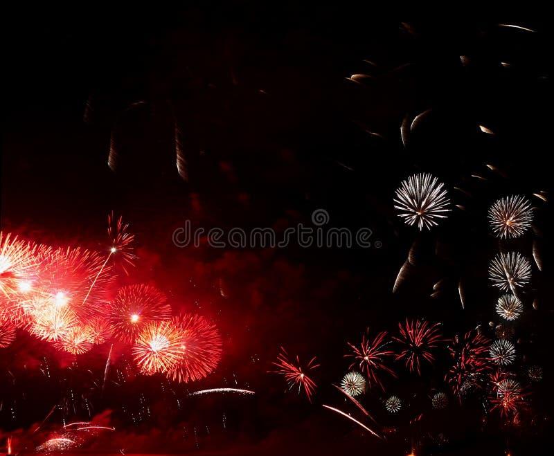 De achtergrond van de viering stock afbeelding