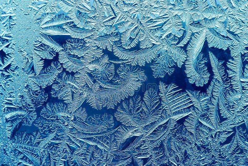 De achtergrond van de winter stock afbeelding