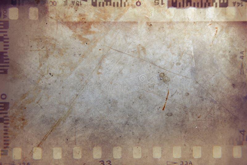 De achtergrond van filmstroken royalty-vrije stock fotografie