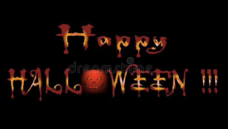 Halloween-achtergrond stock foto's