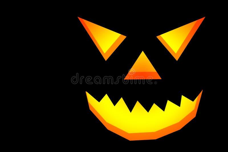 Download De Achtergrond Van Halloween Stock Illustratie - Illustratie bestaande uit pompoenen, achtergrond: 25608