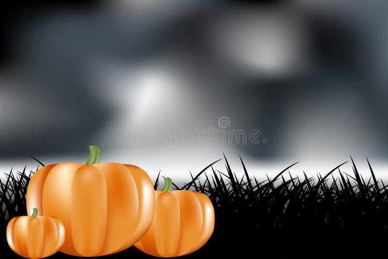 Halloween-achtergrond stock foto