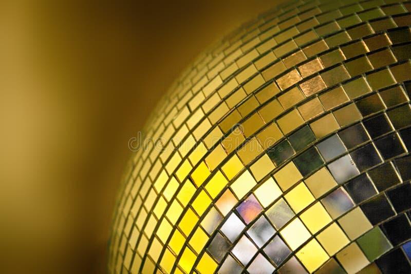 de achtergrond van het discogebied royalty-vrije stock foto