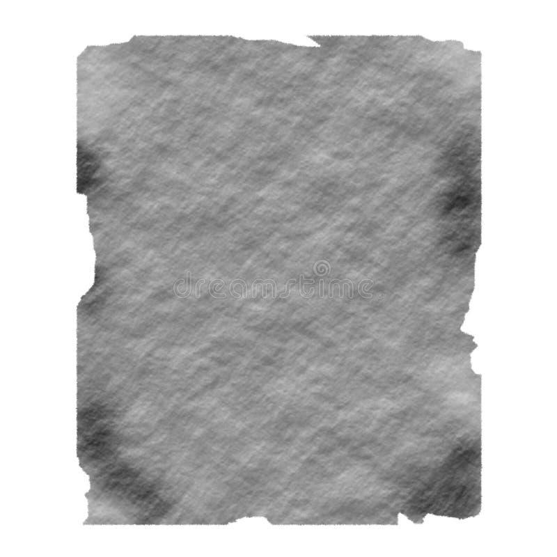 De Achtergrond van het document stock illustratie