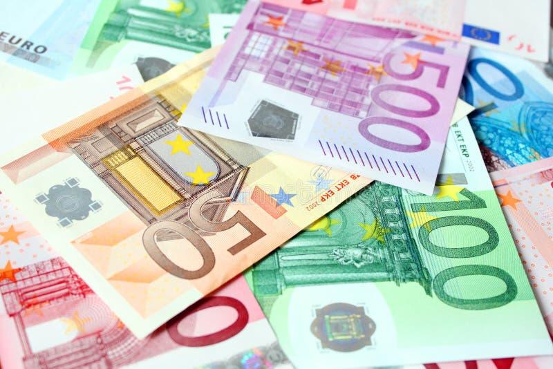 De achtergrond van het geld stock fotografie