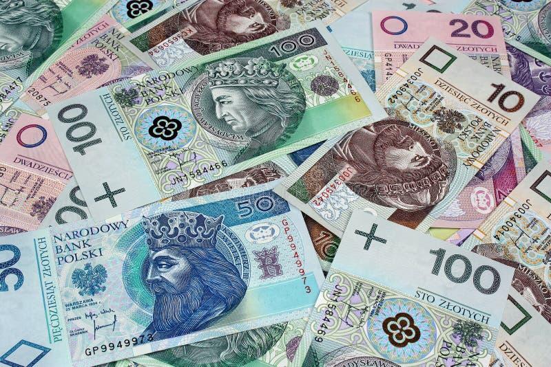 De achtergrond van het geldpoetsmiddel royalty-vrije stock fotografie