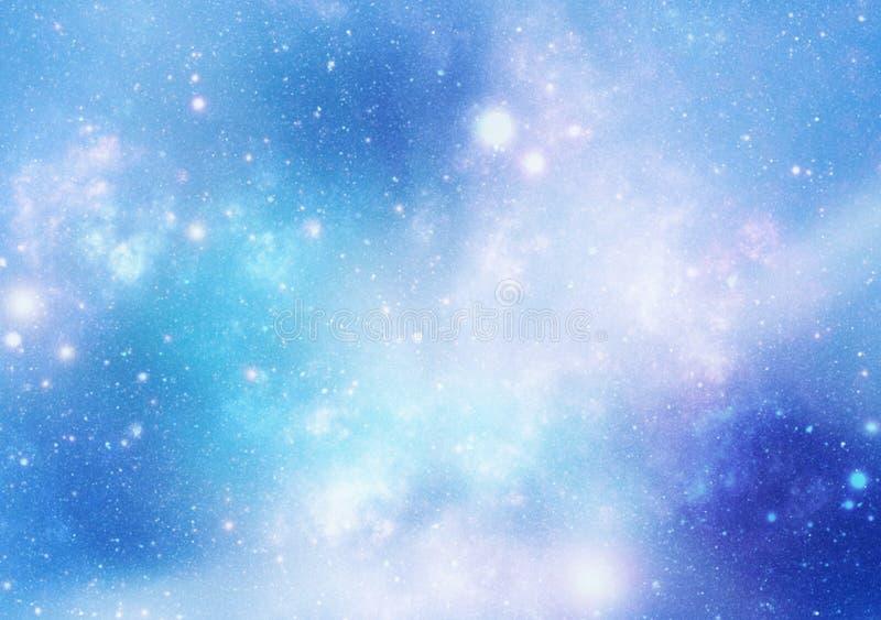 De achtergrond van het heelal vector illustratie