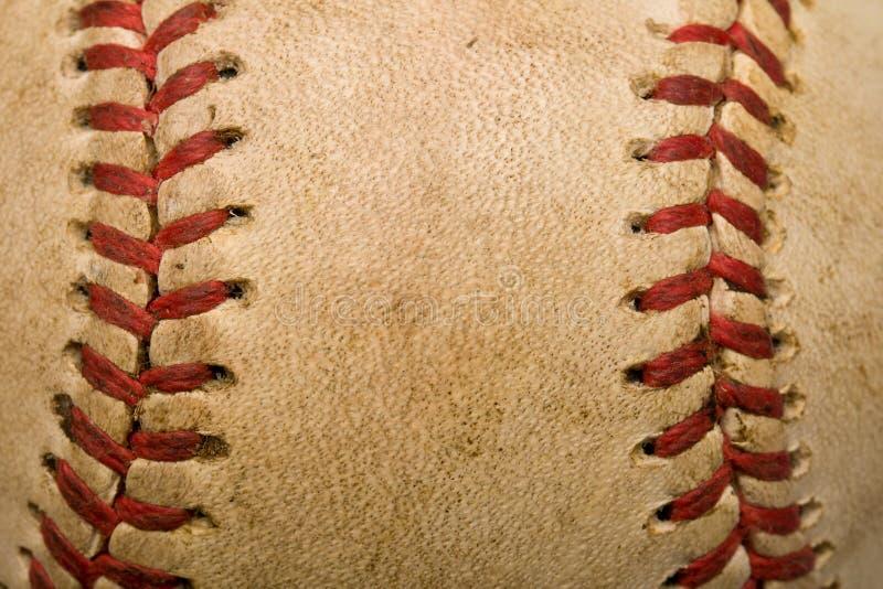 De achtergrond van het honkbal royalty-vrije stock afbeeldingen