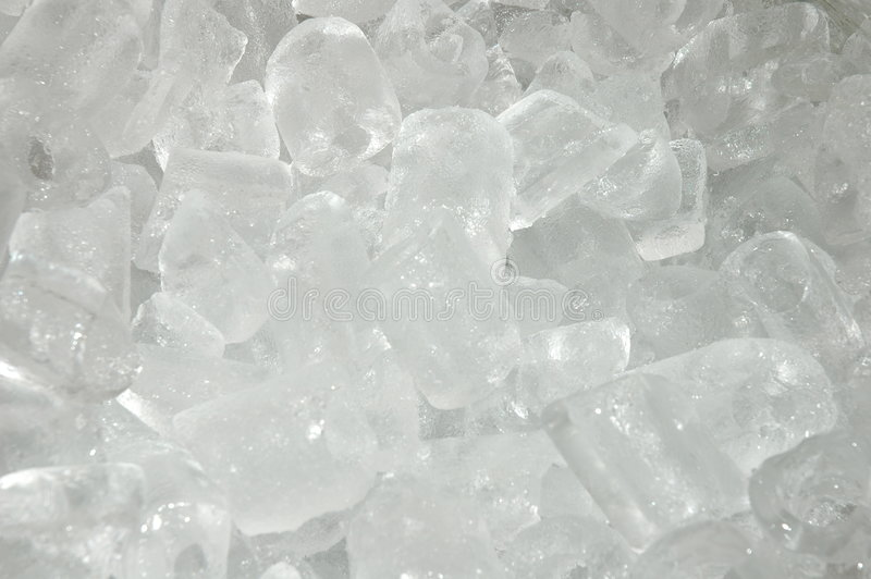 De Achtergrond van het ijs