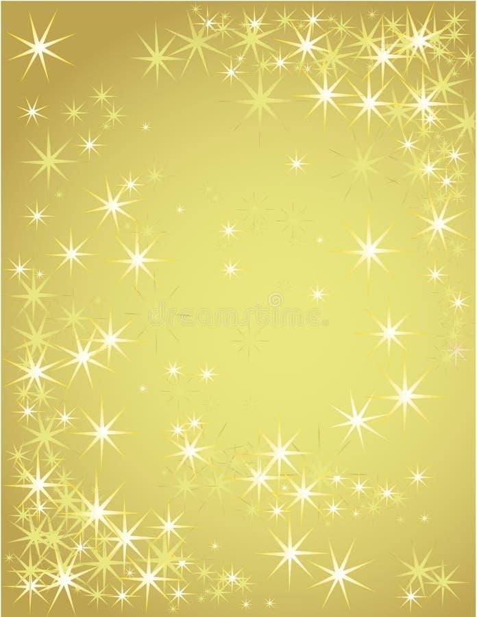 De achtergrond van het nieuwjaar stock illustratie