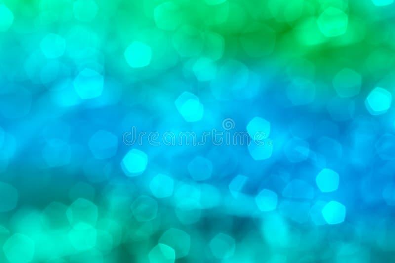De Achtergrond van het Nieuwjaar van Kerstmis Abstracte achtergrond met kleurrijk stock illustratie