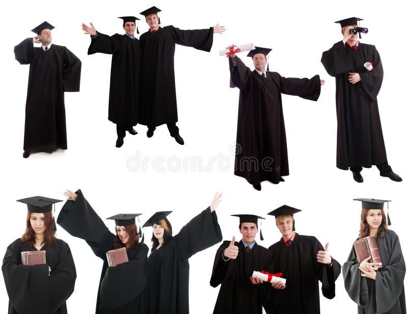 De achtergrond van het onderwijs royalty-vrije stock afbeeldingen