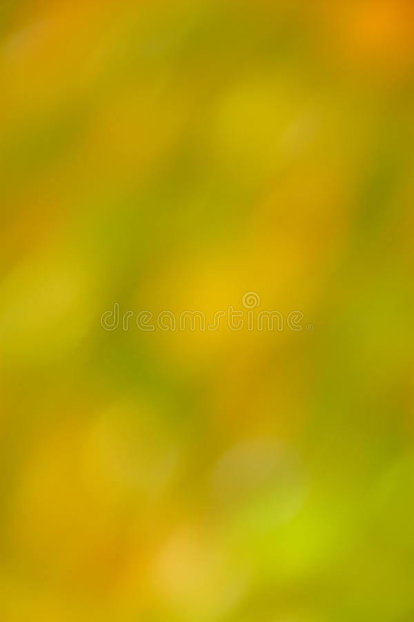De Achtergrond van het Onduidelijke beeld van de herfst - de Foto van de Voorraad royalty-vrije stock afbeeldingen