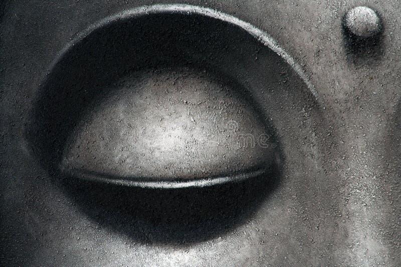 De achtergrond van het oog stock fotografie