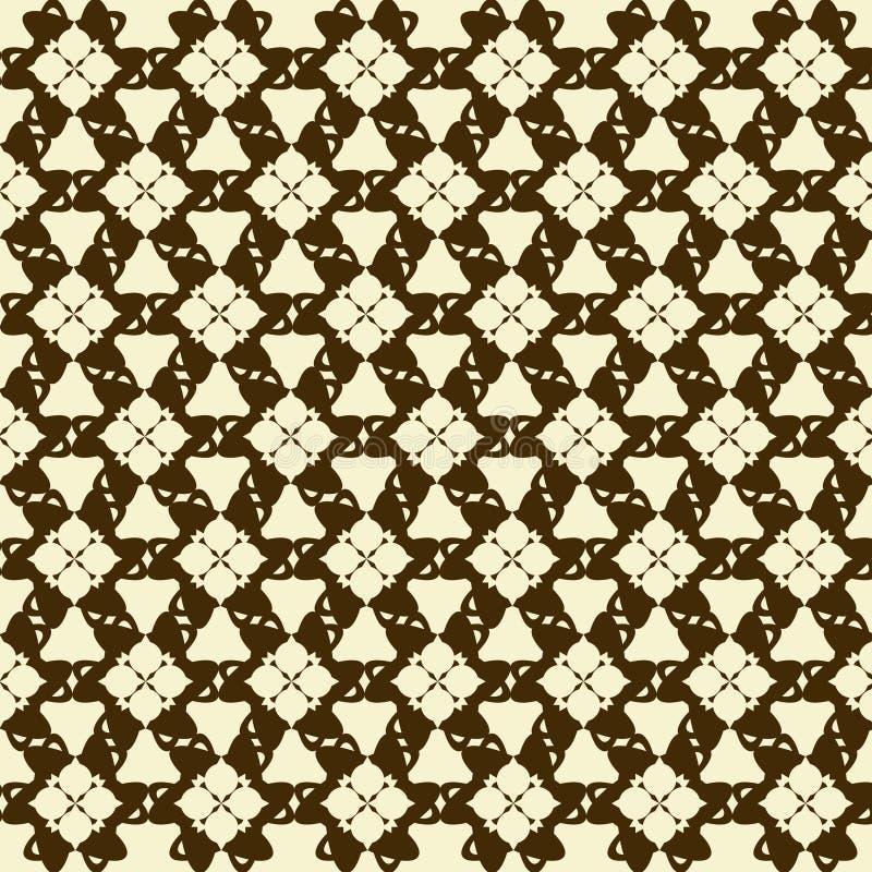 De achtergrond van het patroon vector illustratie