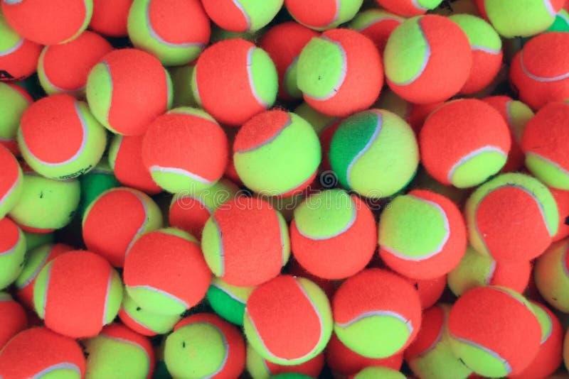 De achtergrond van het tennis stock foto's