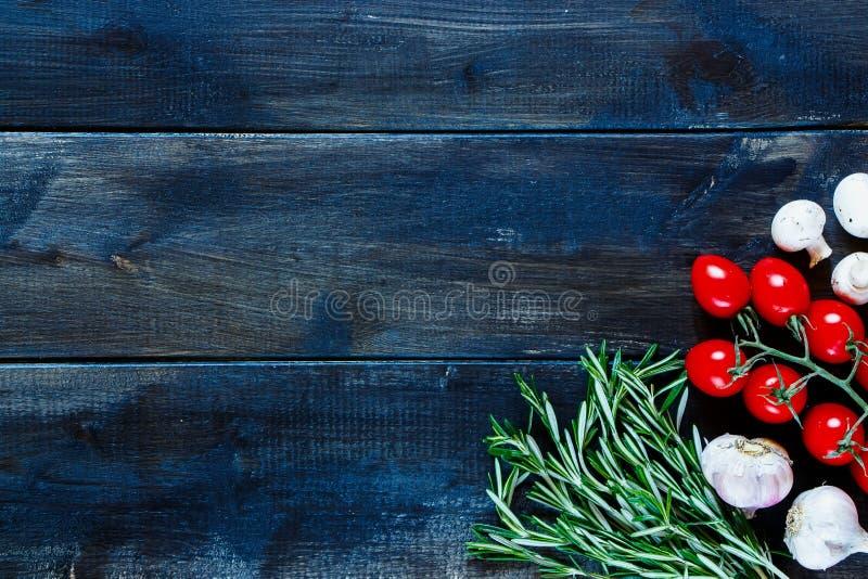 De achtergrond van het voedsel stock foto