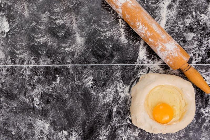 De achtergrond van het voedsel Het concept van het voedsel royalty-vrije stock foto's