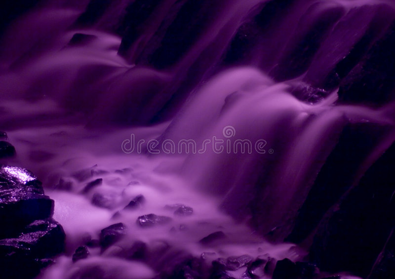 De achtergrond van het water stock foto