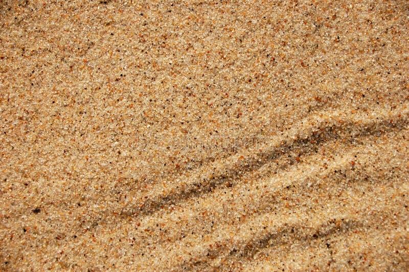 De achtergrond van het zand #2 royalty-vrije stock afbeeldingen