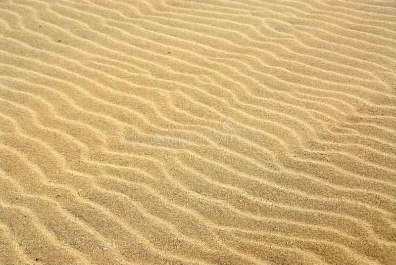 De achtergrond van het zand
