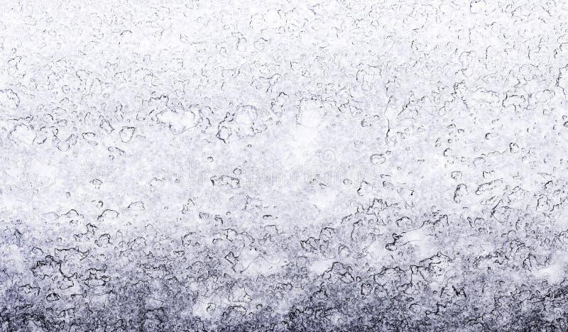 De achtergrond van de ijstextuur royalty-vrije stock foto's