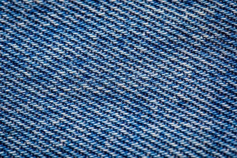 De Achtergrond van de jeanstextuur stock afbeelding