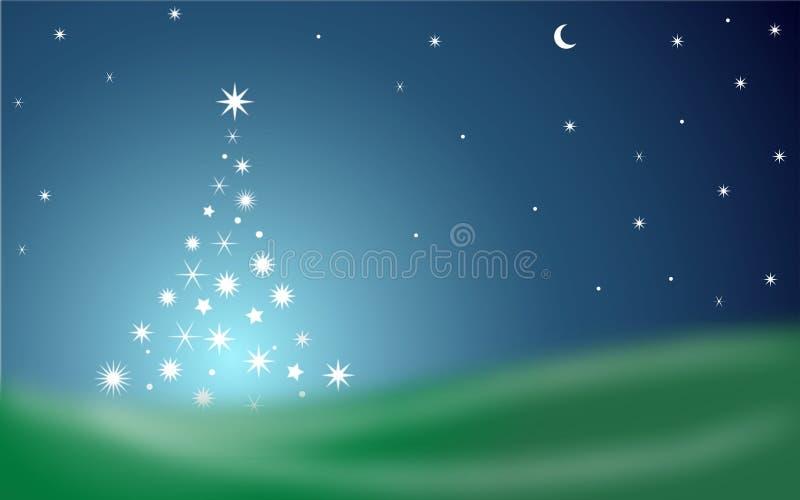 De achtergrond van Kerstmis Abstract modern ontwerp royalty-vrije stock afbeeldingen