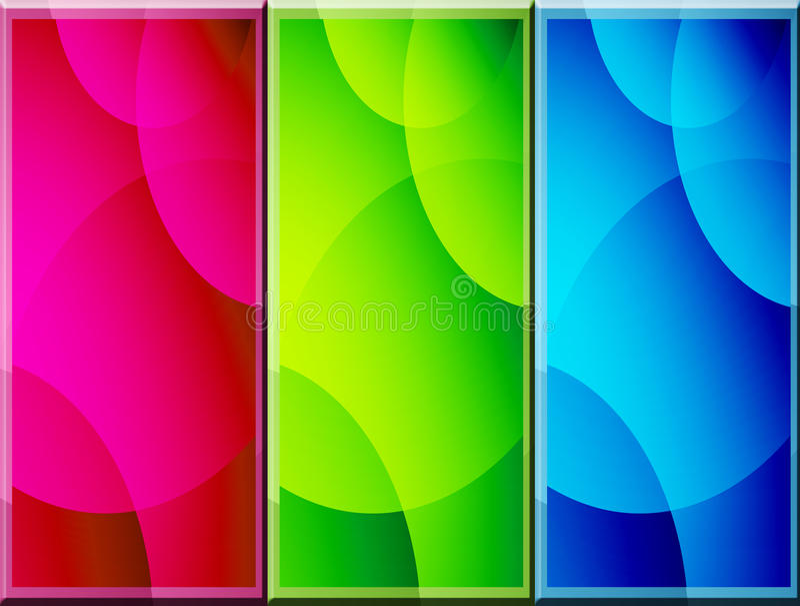 Download De achtergrond van kleuren stock illustratie. Illustratie bestaande uit abstractie - 10781142