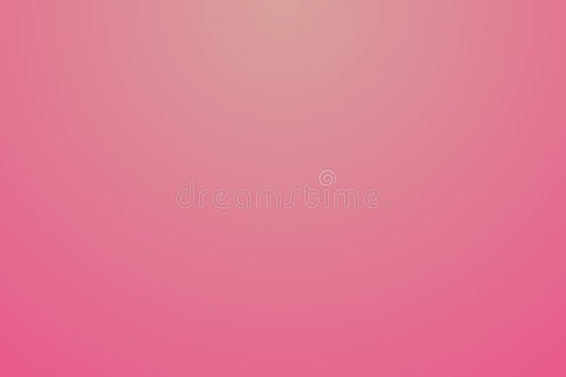De achtergrond van de kleurengradiënt met heldere kleuren Ontwerp Veelkleurige samenvatting vage gradiëntdefocus als achtergrond royalty-vrije illustratie