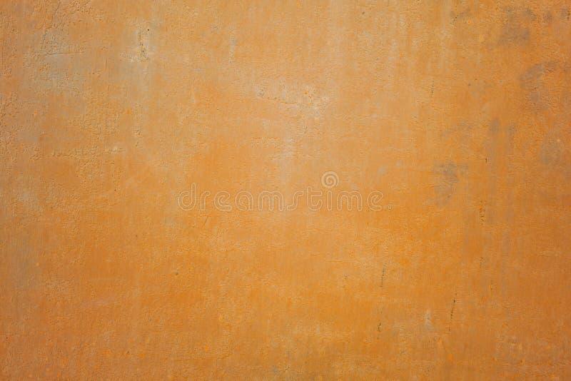 De Achtergrond van de metaalroest, oude de roesttextuur van het metaalijzer, roest op de oppervlakte royalty-vrije stock foto