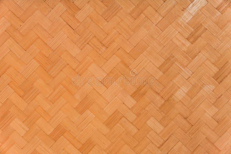 De achtergrond van de parkettextuur Naadloos patroon stock foto