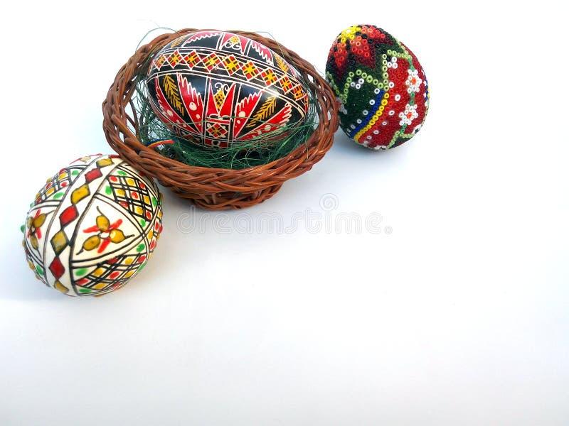 De achtergrond van Pasen stock fotografie