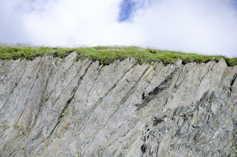 De achtergrond van rotsbergen royalty-vrije stock afbeelding