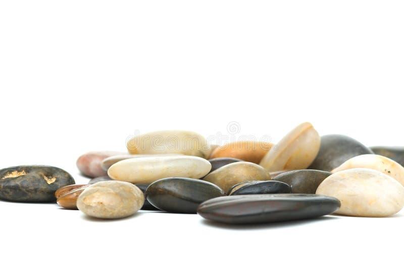 De Achtergrond van stenen royalty-vrije stock afbeelding