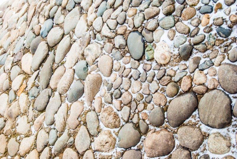 Download De achtergrond van stenen stock afbeelding. Afbeelding bestaande uit decoratie - 54089781