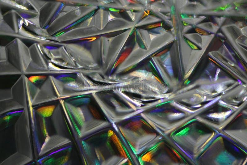 De achtergrond van de sterregenboog Vage abstracte creatieve achtergrond D stock afbeelding