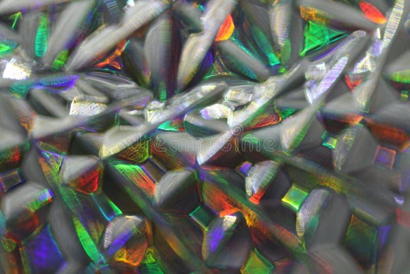 De achtergrond van de sterregenboog Vage abstracte creatieve achtergrond D royalty-vrije stock afbeelding