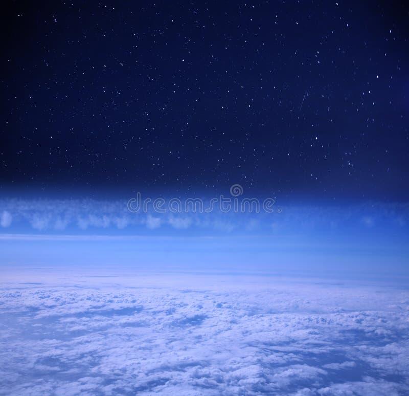 De achtergrond van sterren royalty-vrije stock foto's