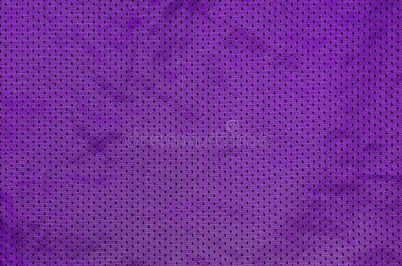 De achtergrond van de de stoffentextuur van de sportkleding Hoogste Mening van Doek Textieloppervlakte Gekleurd Basketbaloverhemd stock afbeelding