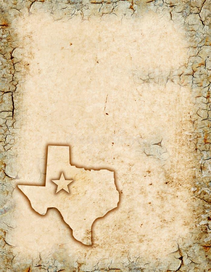 De Achtergrond van Texas royalty-vrije stock foto's