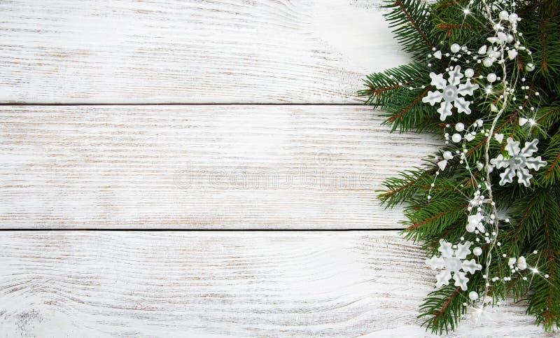 De Achtergrond van de Vakantie van Kerstmis stock afbeeldingen