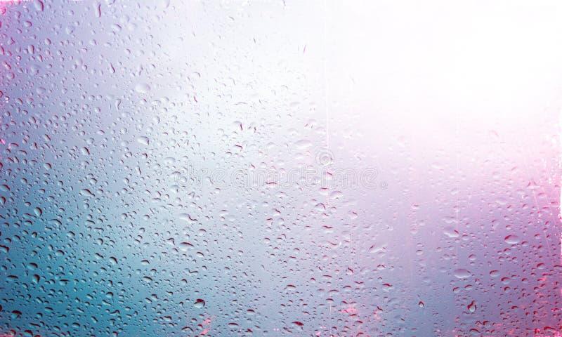 De Achtergrond van waterdalingen/- Beeld royalty-vrije stock afbeelding