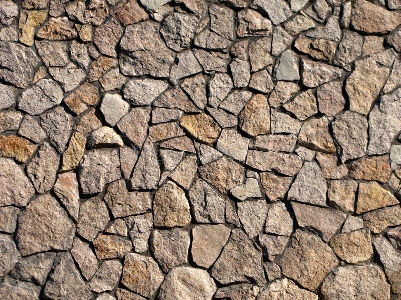 De achtergronden van de steen royalty-vrije stock afbeelding
