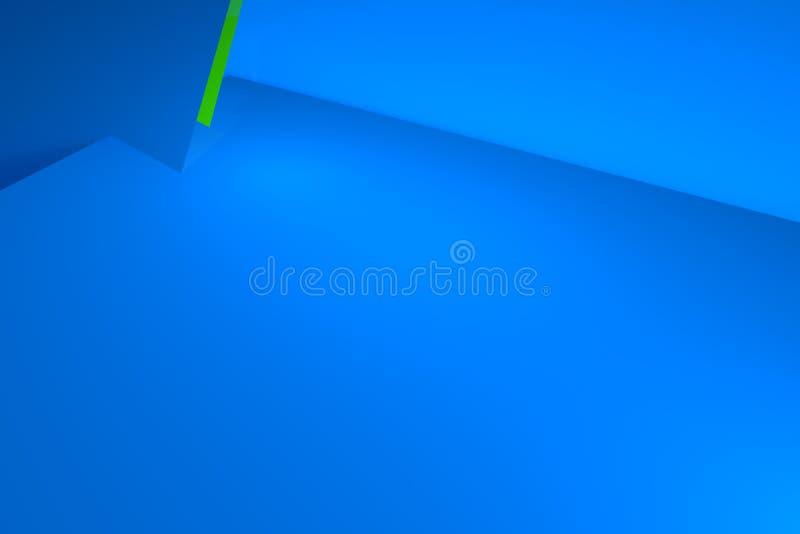 De achtergrondtextuur abstracte lijnen vatten blu samen achtergrond abstracte het schilderen achtergrond geometrische achtergrond vector illustratie