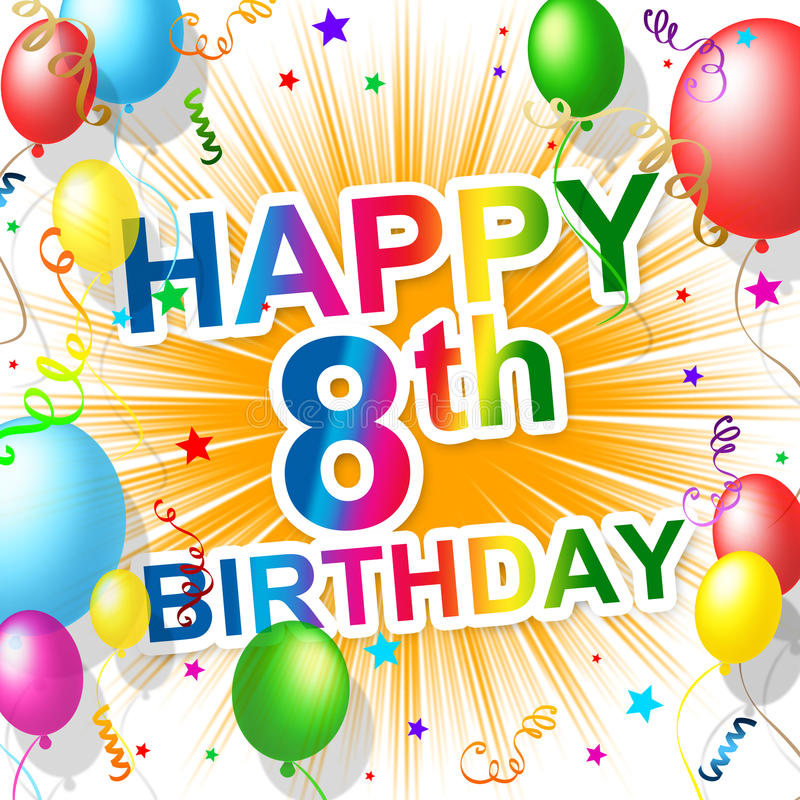 Verjaardag 8 Jaar Quo 15 Wofosogo