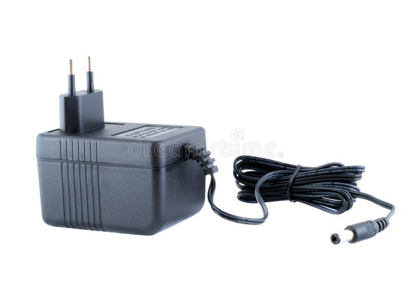 De adapter. stock afbeelding